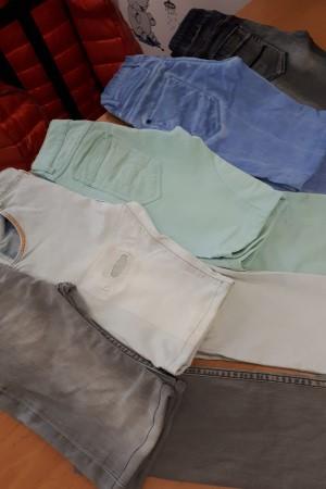 Korte broek maken - Naai atelier Uden-Zuid