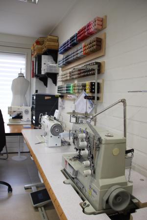 Machines - Naai atelier Uden-Zuid